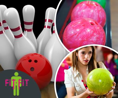 Športni Center Fit-Fit: 1 ura bowlinga za do 6 oseb