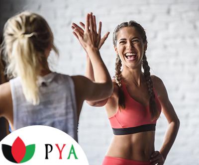 10-dnevna vadba po izbiri v centru PYA