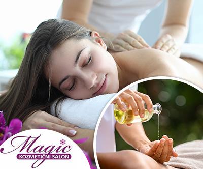 Kozmetični salon Magic Klasična masaža celega telesa 45