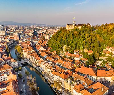 City hotel Ljubljana 3* superior: turistični bon