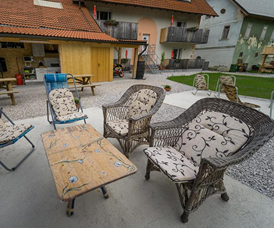 Aparthotel Pr' Jakapč', Mojstrana: jesenski oddih