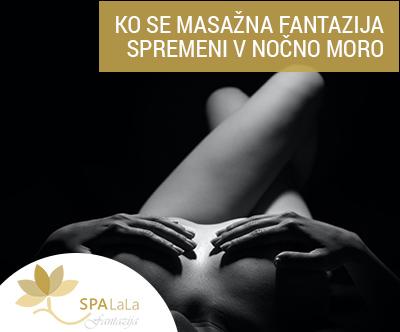Escape room Masažni salon Fantazija v Ljubljani
