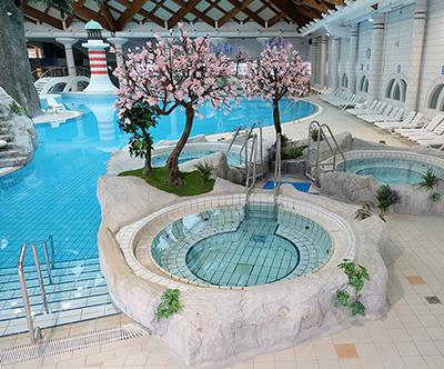 Terme Čatež, Hotel Toplice/Residence*** (depandansa)