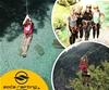 Soca rafting: adrenalinski ZipLine spust, 4 km vrvi