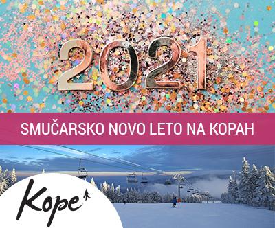 Hotel Slovenj Gradec 3*: novo leto, Kope