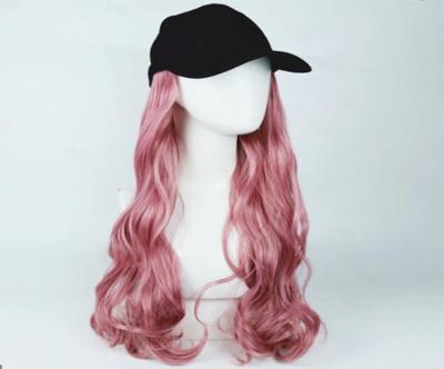 Kapa z lasni podaljšek Hat extensions