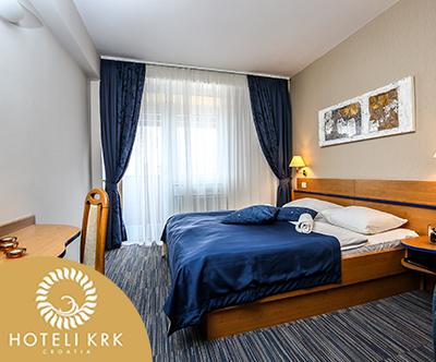 Hotel Dražica, Krk: mega oddih s polpenzionom