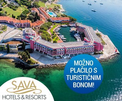 Hotel Histrion 4*, Portorož: turistični bon
