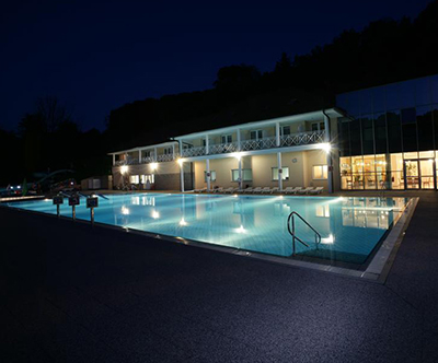 Hotel Aqua Roma 3*, Rimske Toplice: turistični bon