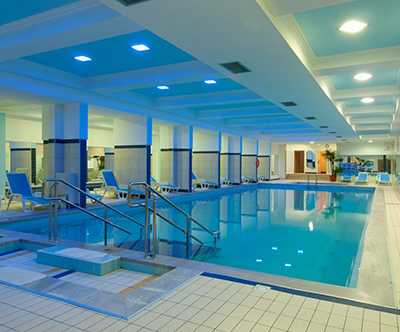 Hotel Mimosa Lido Palace 4*, Rabac: jesenski oddih