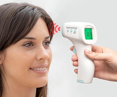 Infrardeči digitalni termometer