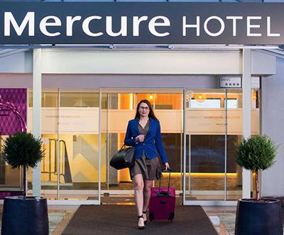 Hotel Mercure Maribor City Center: dnevni počitek