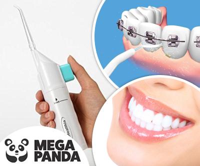 Zobna prha Power Floss za čiščenje zobnih oblog
