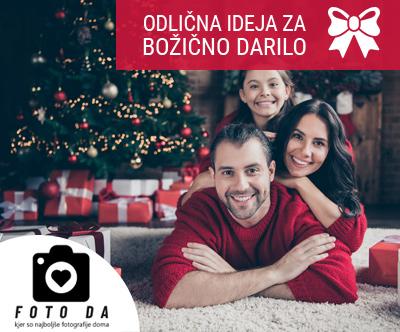 Foto in video storitve DA:  profesionalno fotografiranj