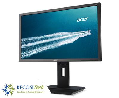 Obnovljen 24-palčni računalniški monitor Acer B246HL