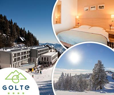 Hotel Golte 4*: zimske počitnice