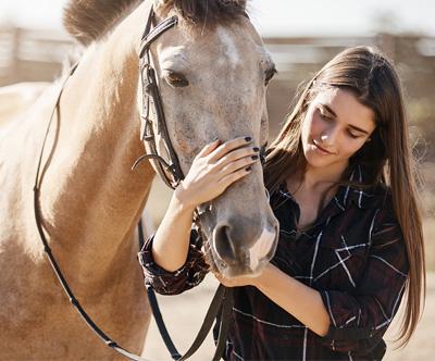 60-minutno jahanje konja, Konjeniško društvo Pr'Kral