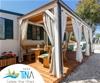 Camping Tina 4* Vrsar: mobilna hiška Premium