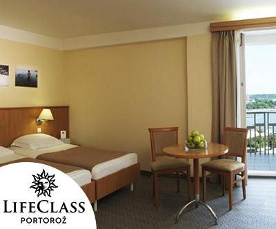 Hoteli Lifeclass 4*, Portorož: turistični bon