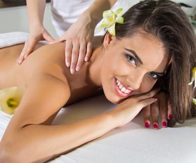 Masažni salon THAI: masaža telesa (60 min)