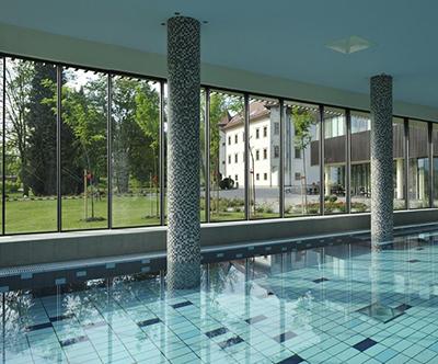 Lambergh Chateau & Hotel 4*: kopanje, savna, kosilo