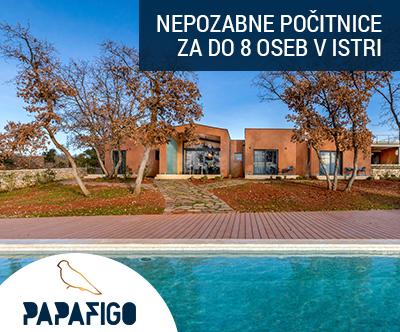 Glamping & Camping Papafigo 4*, Vodnjan: vila Voliera