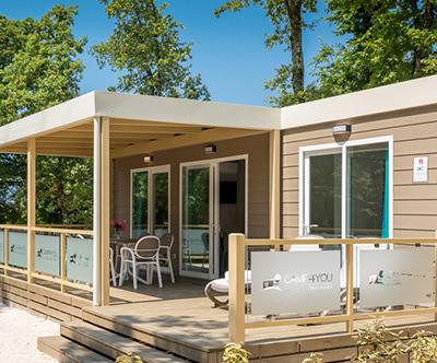 Camping Park Umag: mobilna hišica