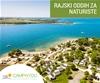 Naturistično naselje Solaris: mobilne hišice
